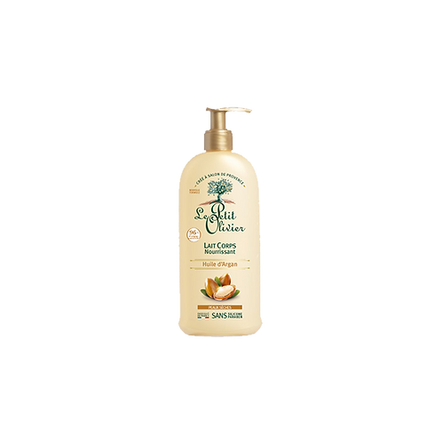 Le Petit Olivier - Nourishing Body Lotion with Argan Oil - Dry Skin 250ml