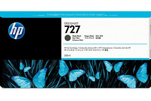 Designjet 727 Ink-Matte Black 300ml