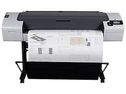 HP Designjet T790 Printer