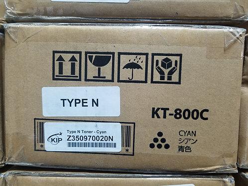 Kip 800 Cyan Toner 1000 gram