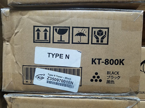 Kip 800 Black Toner 1000 gram