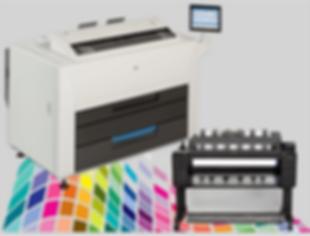 Kip Hp & Canon Wide Format Printers