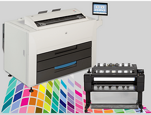 Kip Hp & Canon Wide Format Printers