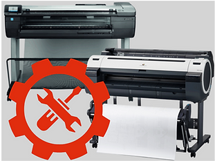 Wide Format printer repair
