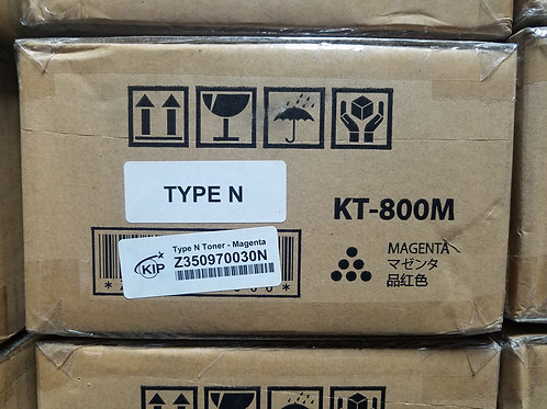 Kip 800 Magenta Toner 1000 gram