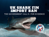 UK launches Call for Evidence to protect endangered shark species!
