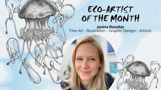 March Eco-Artist: Janina Rossiter