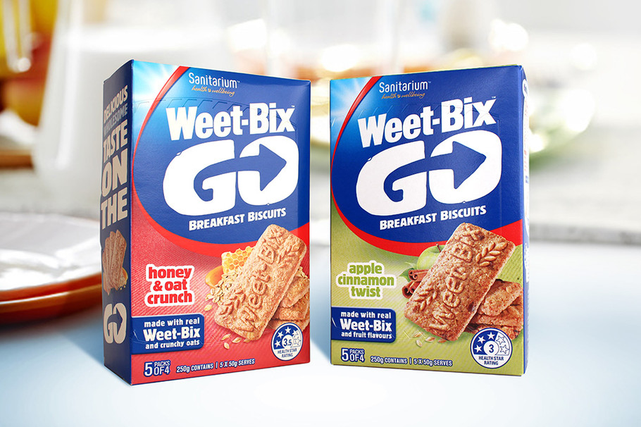 Weet-Bix Go