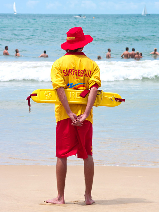 Year of the Surf Lifesaver