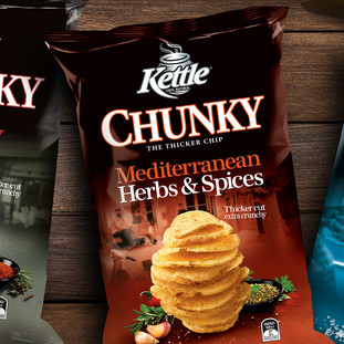 Kettle Chunky Chips
