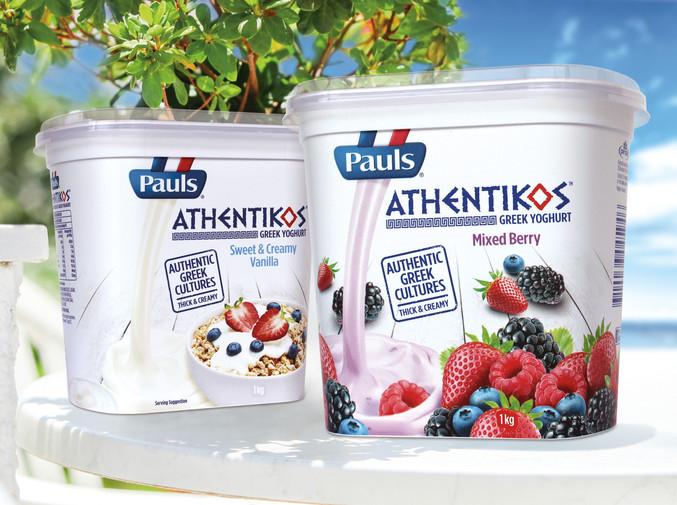 Athentikos Greek Yoghurt