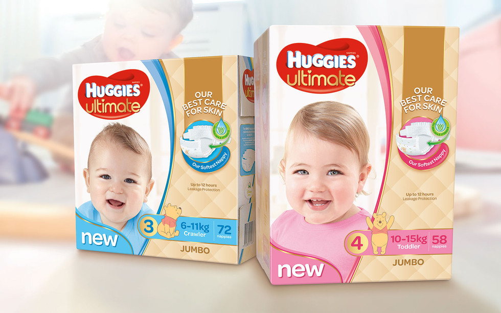 Huggies Ultimate