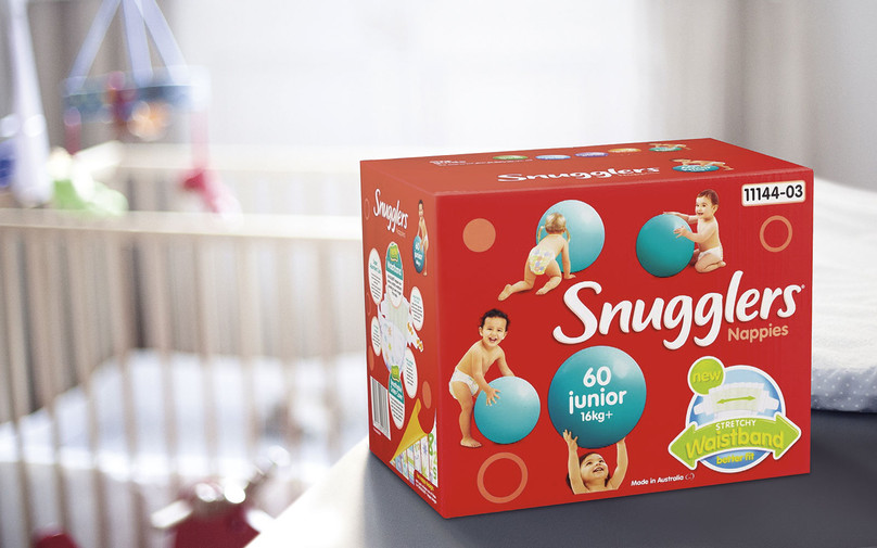 Snugglers Nappies