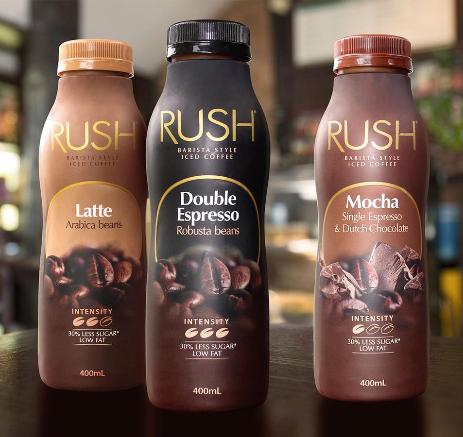 Rush Iced Coffee