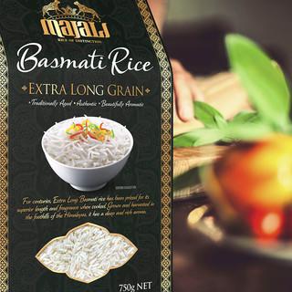 Majali Basmati rice