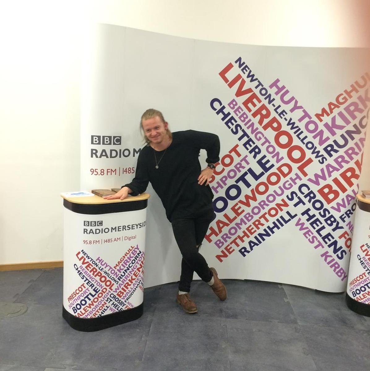 Dan Stokes @BBC Radio