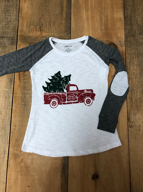 Truck Holiday T-Shirt