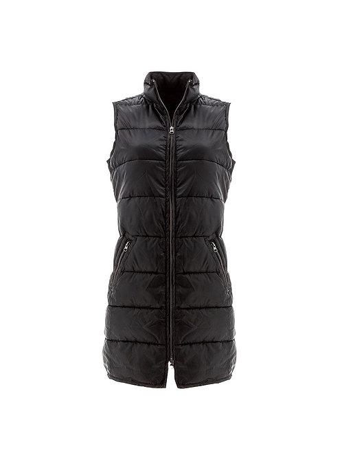 Solenne Vest - Black