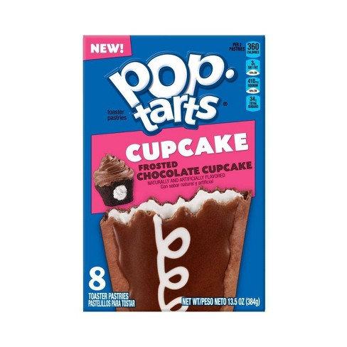 Pop Tarts Chocolate Cupcake