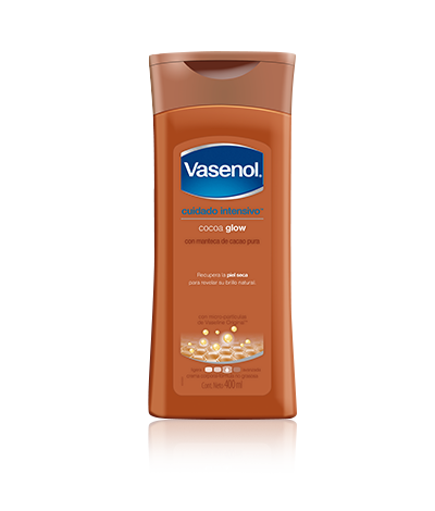 Vasenol Intensive Care Cocoa Glow (400ml)