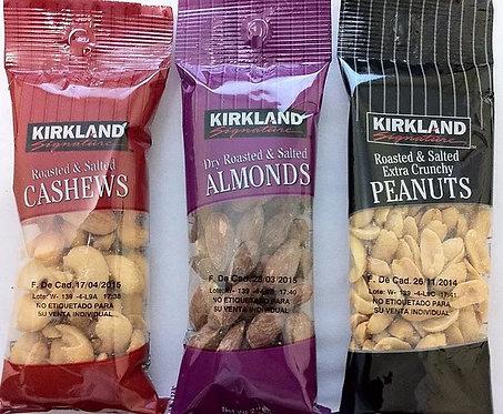 Mix Individual Nuts