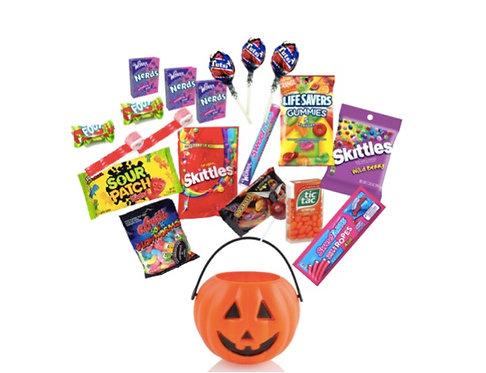 Candy Jack O Lantern