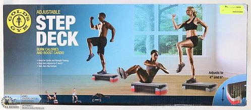Gold´s Gym Adjustable Step Deck