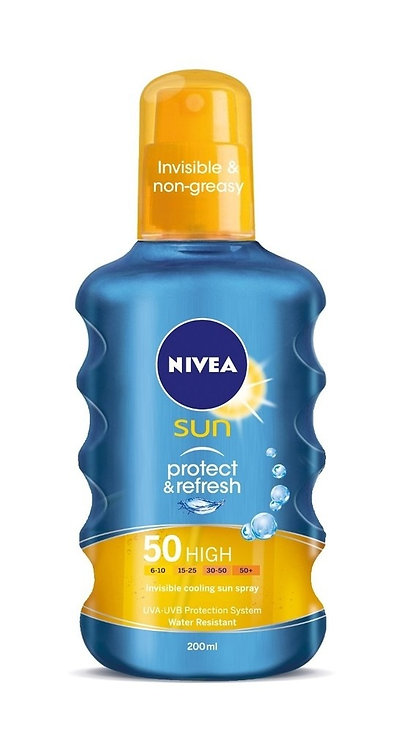 Nivea Sun - Protect & Refresh