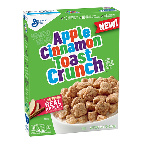 Apple Cinnamon Toast Crunch (314 g)