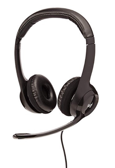 Logitech Headphones With Microphone