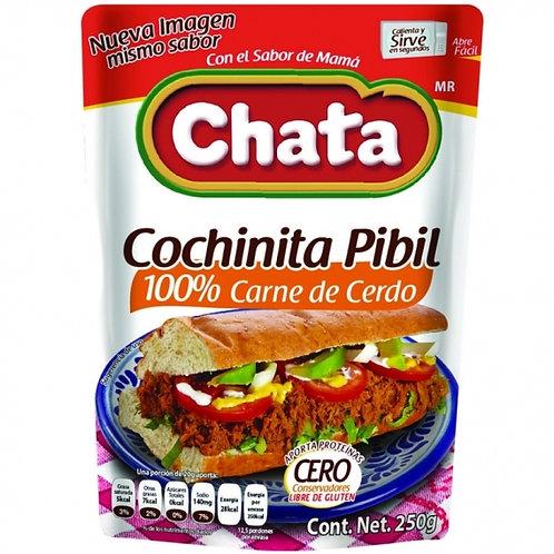 Cochinita Pibil Chata (250 g)