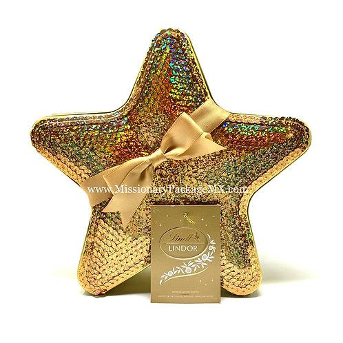 Lindor Christmas Star
