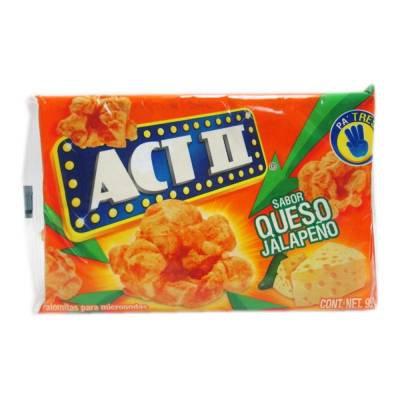 ACT II Jalapeño Cheese 3-Pack