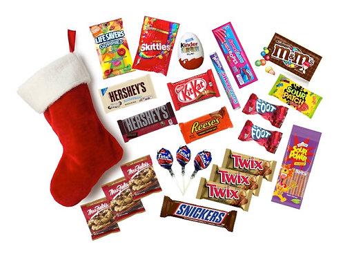 Treats Santa' Stocking