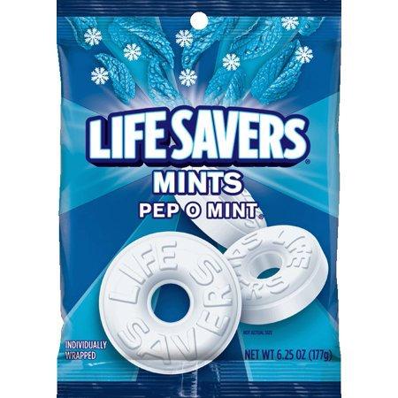 Lifesavers Mints Pep o Mint (78 g)