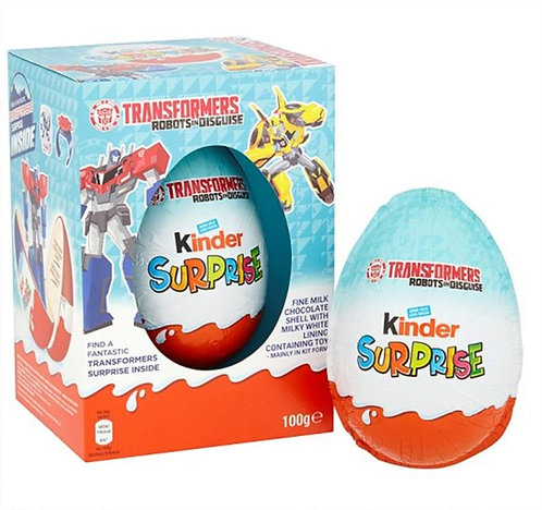 Big Kinder Surprise