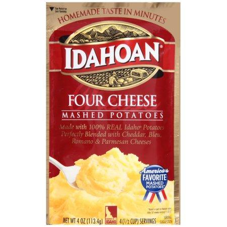 Idahoan Four Cheese
