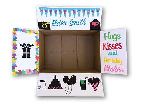 Birthday Box 2