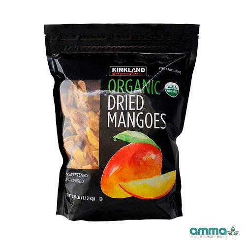 Kirkland Organic Dried Mangoes