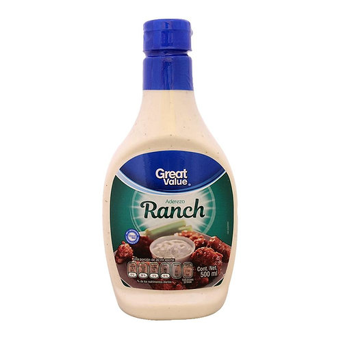 Great Value dressing Ranch (500 ml)