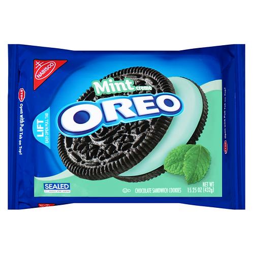 Oreo Mint creme Sandwich (432 g)