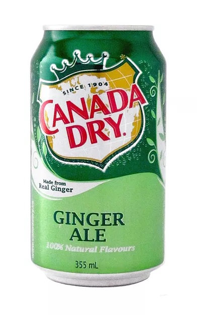 Canada Dry 6-Pack