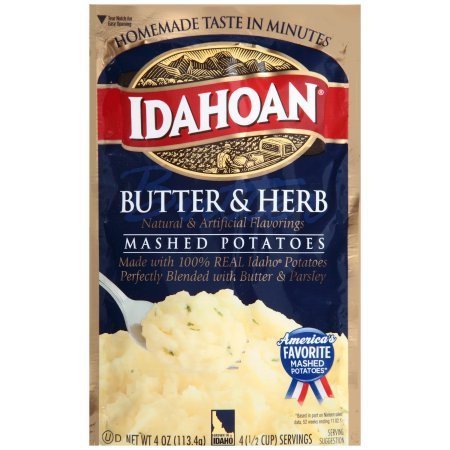Idahoan Butter & Herb