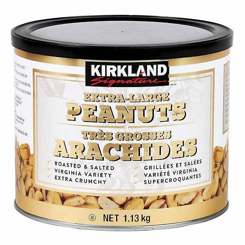 Kirkland Extra-Large Peanuts