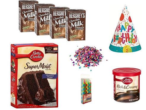 Birthday Basic Combination
