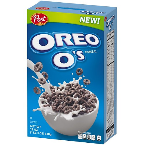 Oreo's Cereal