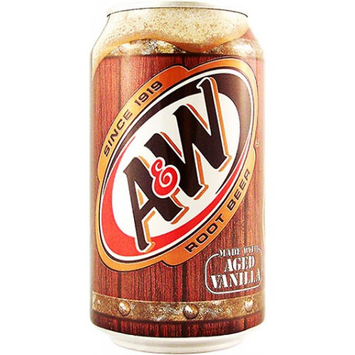A&W Root Beer 6-Pack