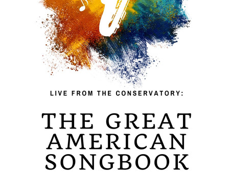 Live from The Conservatory: The Great American Songbook