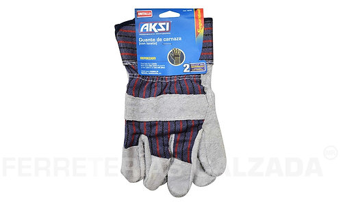 Service Activities Gloves (Carnaza)