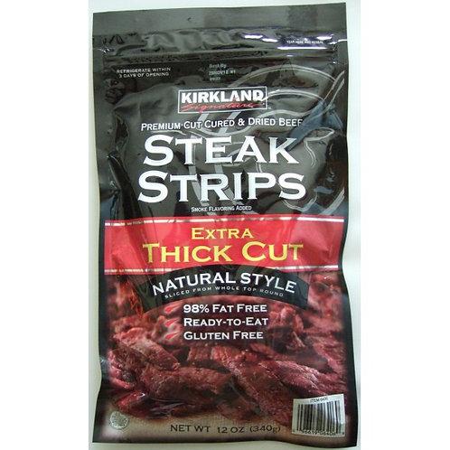 Kirkland Steak Strips